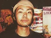 末吉さん20歳頃の写真